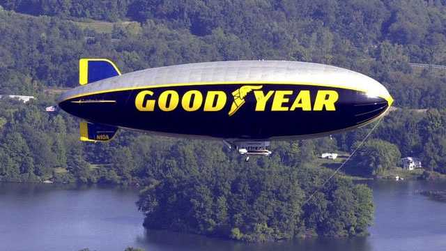 The Spirit of Goodyear blimp is set to retire in South Florida, where it will be decommissioned next year.