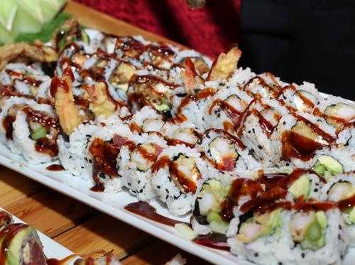 What a contest we had. You'll notice the first 19 restaurants are marked T15 to indicate a tie. That's because those 19 all got one vote each. Then the rankings pick up at No. 14. Take a look to see if your favorite sushi restaurant made the Viewers Choice list.