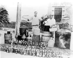 1921: Moonshine in Collier County.