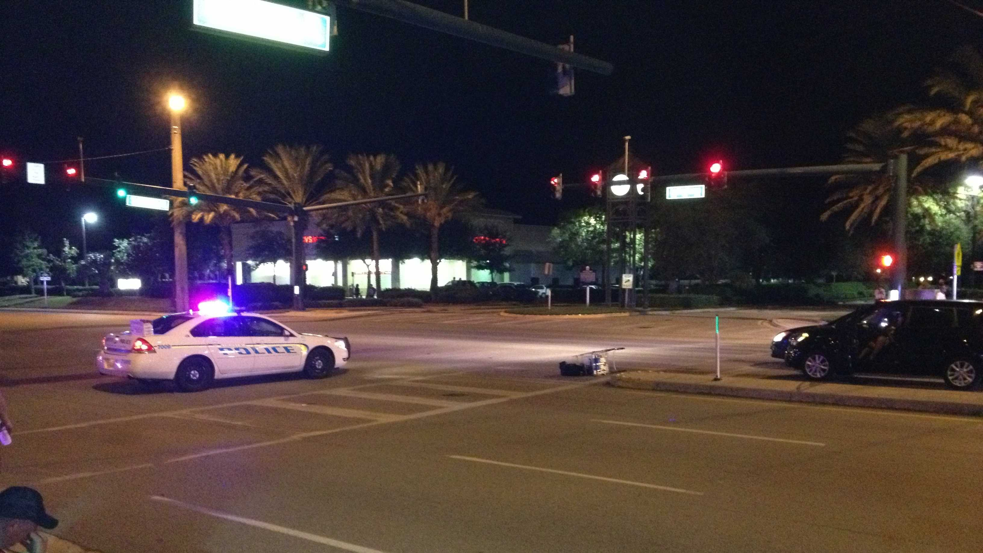 Pedestrian killed in Jupiter