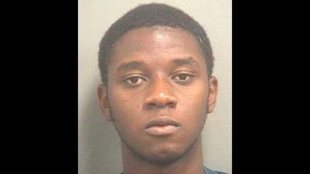 Deon McCorvey is accused of burglarizing several homes in a Riviera Beach neighborhood during the summer.