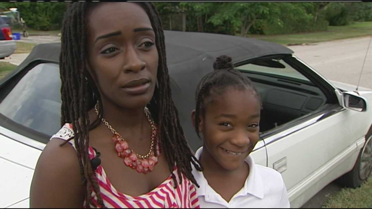 A mother tells WPBF 25 News she was left wondering where her daughter was after the school bus never made it to the regular stop.