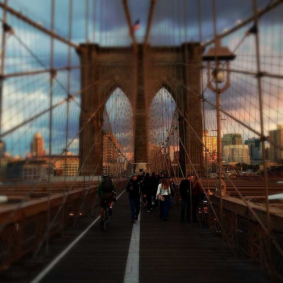 Here's where Instagram filters can make an everyday photo a little different.