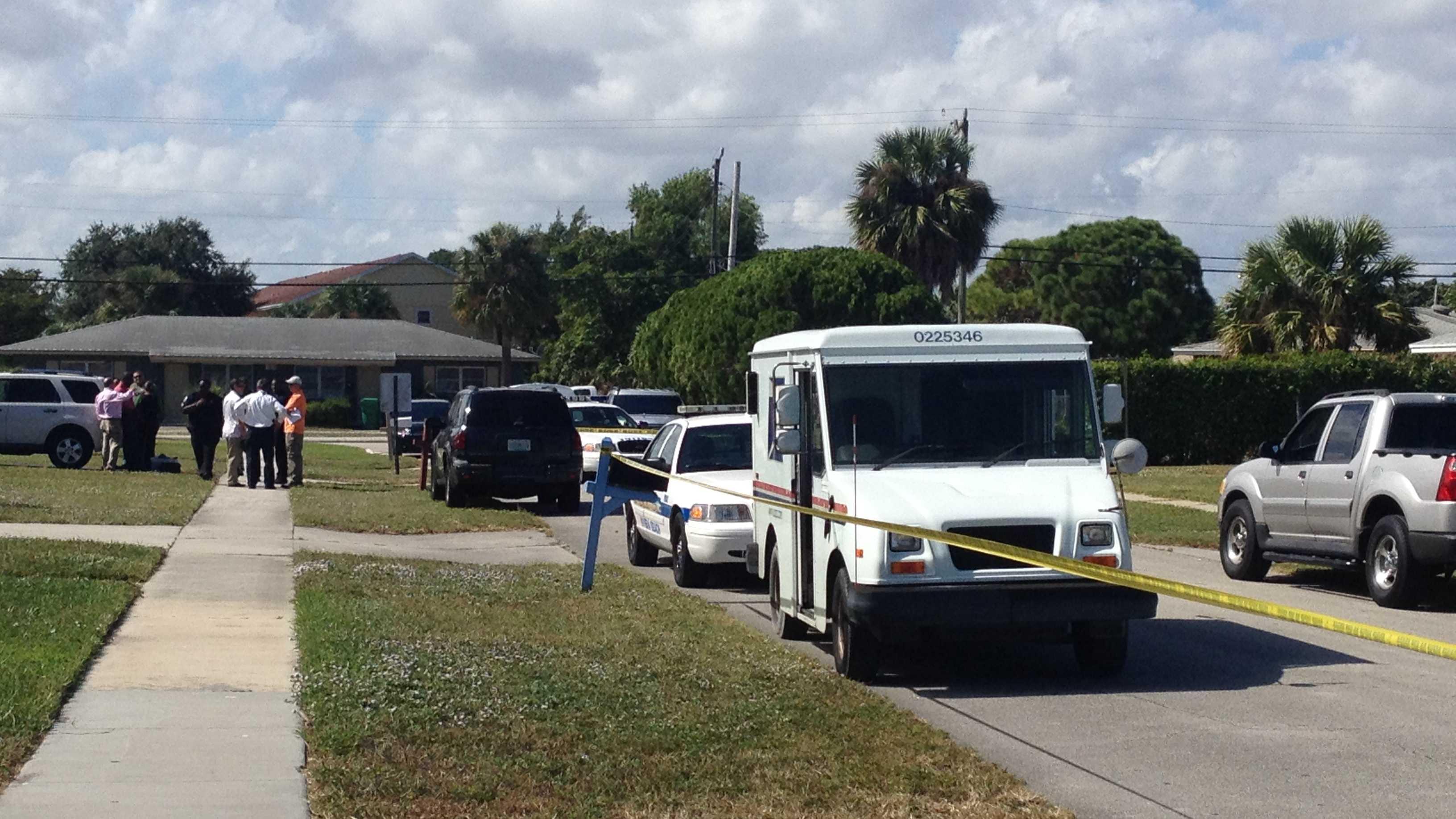 Postman found dead