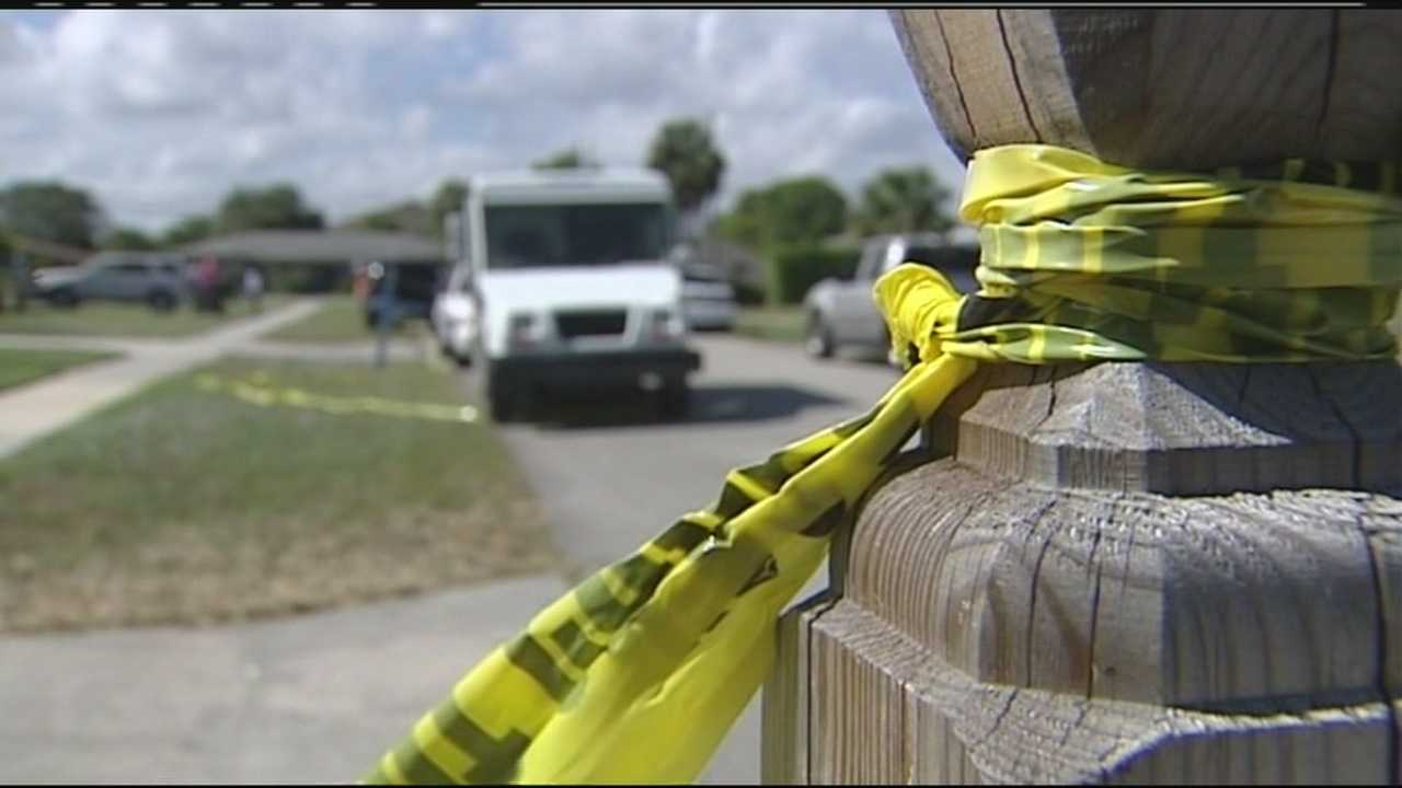 A mailman is attacked on his route after he refuses to hand over his personal belonging to two men in Riviera Beach.