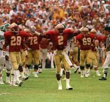 No. 2: Deion Sanders, CB, Florida State (1986-88)