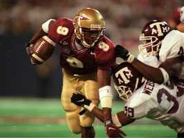 No. 10: Peter Warrick, WR, Florida State (1996-99)