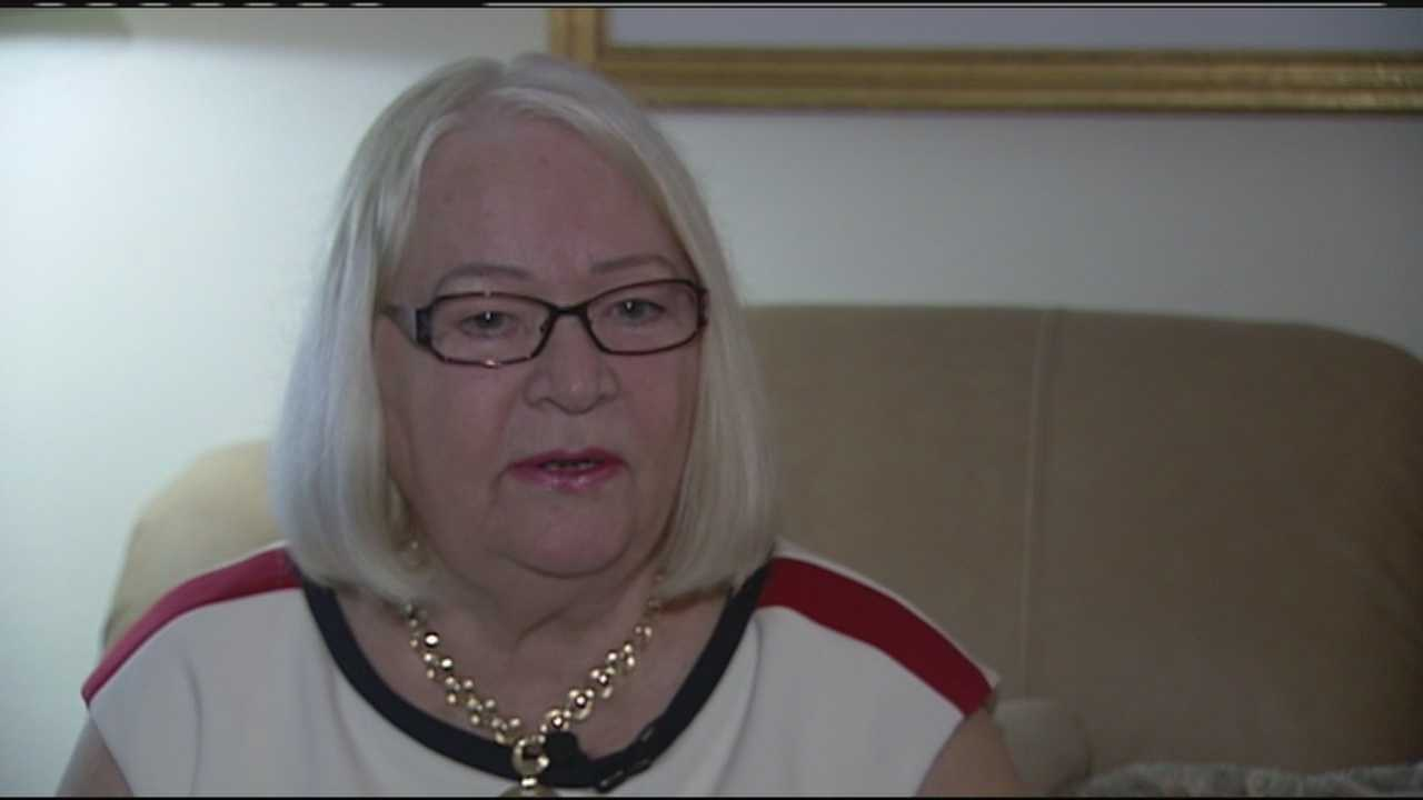 A Boca Raton woman says she immediately felt something was wrong after she fell victim to a Florida Power & Light phone scam.