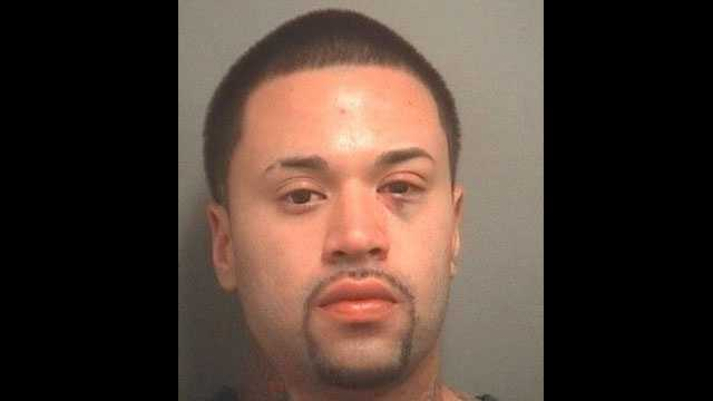 Sergio Santa-Cruz is accused of attacking his boyfriend after he rejected his sexual advances.