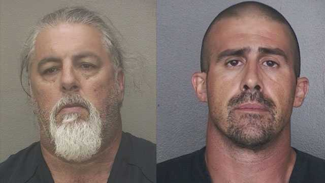 Rosario Melici and Michael Marotta, both of Lake Worth, are accused of killing a Deerfield Beach couple in their apartment.