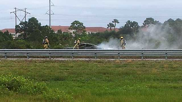 I-95 PSL Crash Image 1