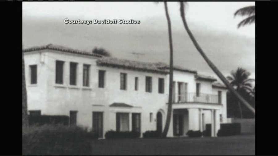 """The Kennedy estate on Ocean Boulevard was sold to New York businessman John Castle in 1995. Castle preserved much of the estate, saying he felt """"some obligation"""" to retain a piece of American history."""