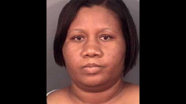 Kareen Supreme is accused of stealing thousands of dollars in jewelry from the elderly woman she was supposed to be taking care of.