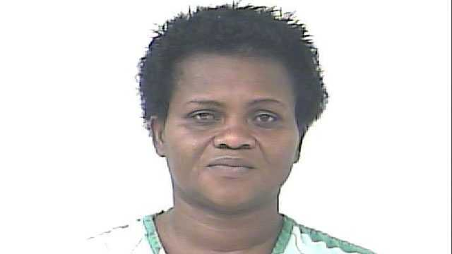 Maria Daley is accused of stealing from a blind, 88-year-old woman.