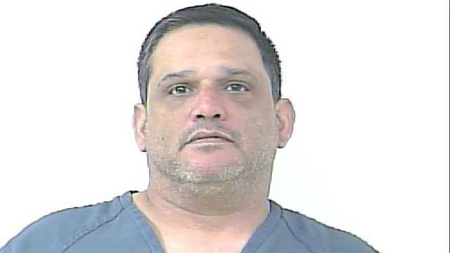 "Vincent Caccavano is accused of stealing a donation jar from a 7-Eleven in Port St. Lucie ""to support his family."""