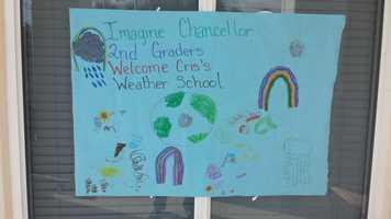 DEC. 4: Cris visited Imagine Chancellor Charter School in Boynton Beach.