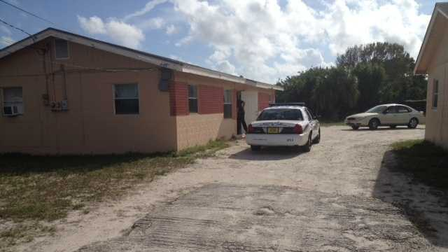 Police are investigating a home invasion on Avenue H in Fort Pierce.
