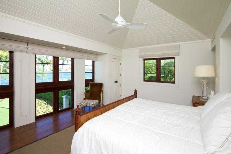 Each bedroom features an unobstructed view.