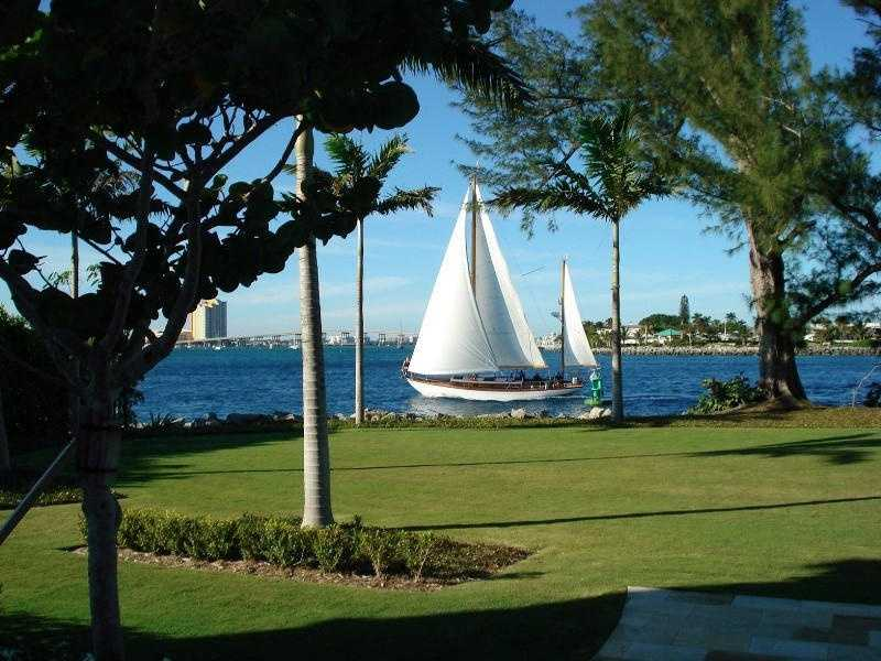 Even better watch the sailboats pass you by, visit Realtor.com.