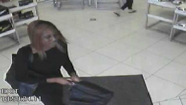Deputies say this woman stole 20 bottles of perfume worth more than $1,400 from the Ulta Beauty store in Wellington.