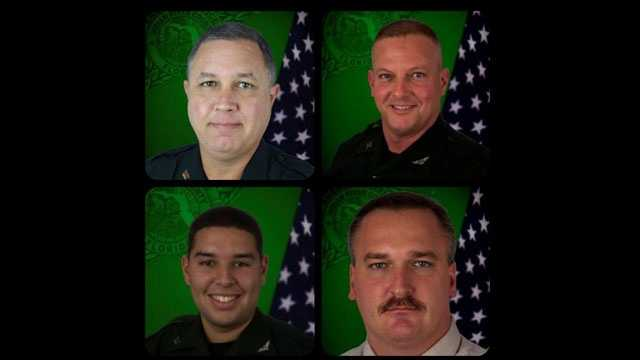 Deputies who rescued suicidal woman