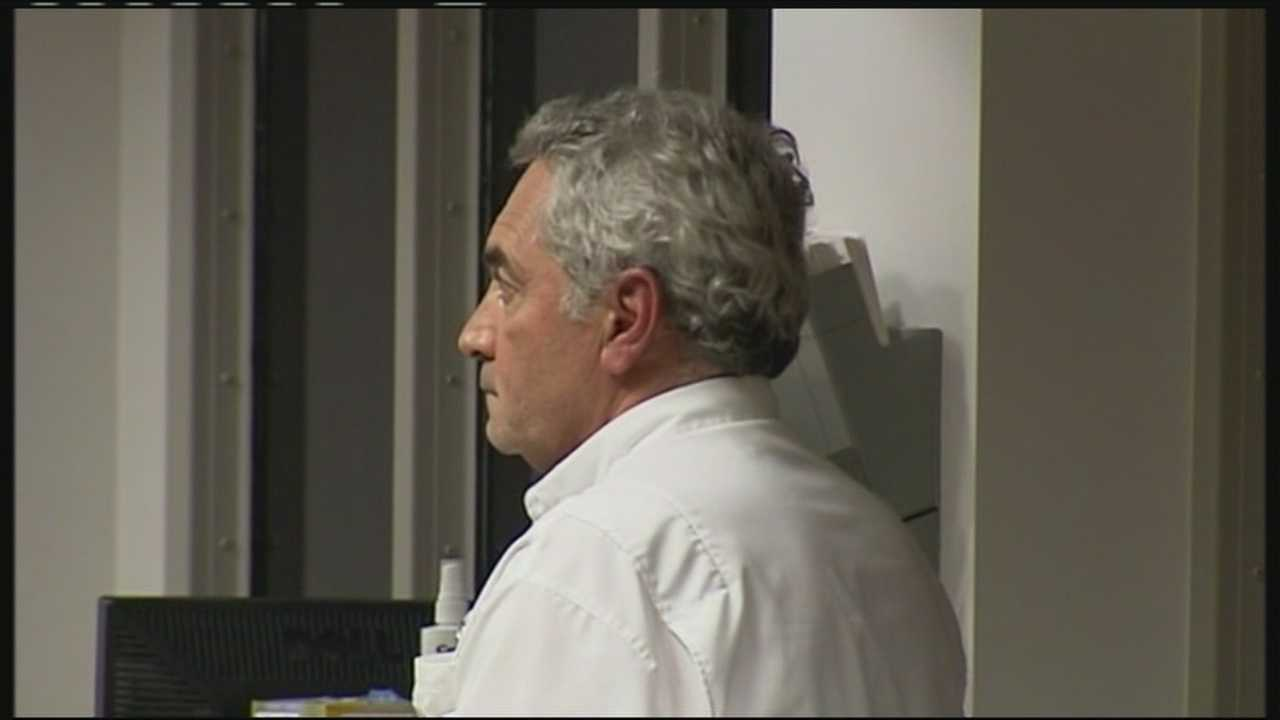 Serge Merland is ordered by a judge to undergo a mental evaluation.
