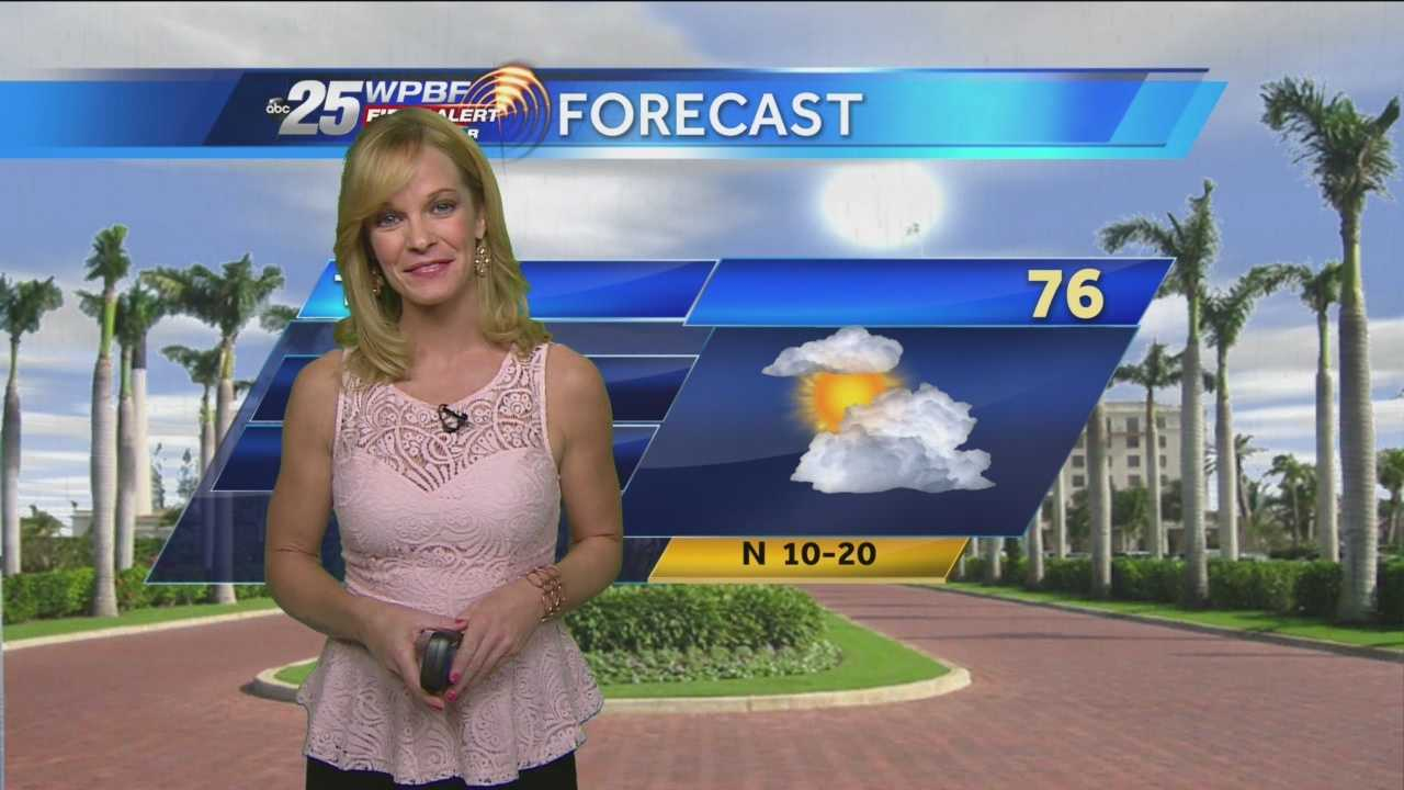 First Alert Weather: Tuesday morning