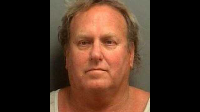 Glenn Kassal admitted that he threw cups in a Boca Raton man's yard, police said.