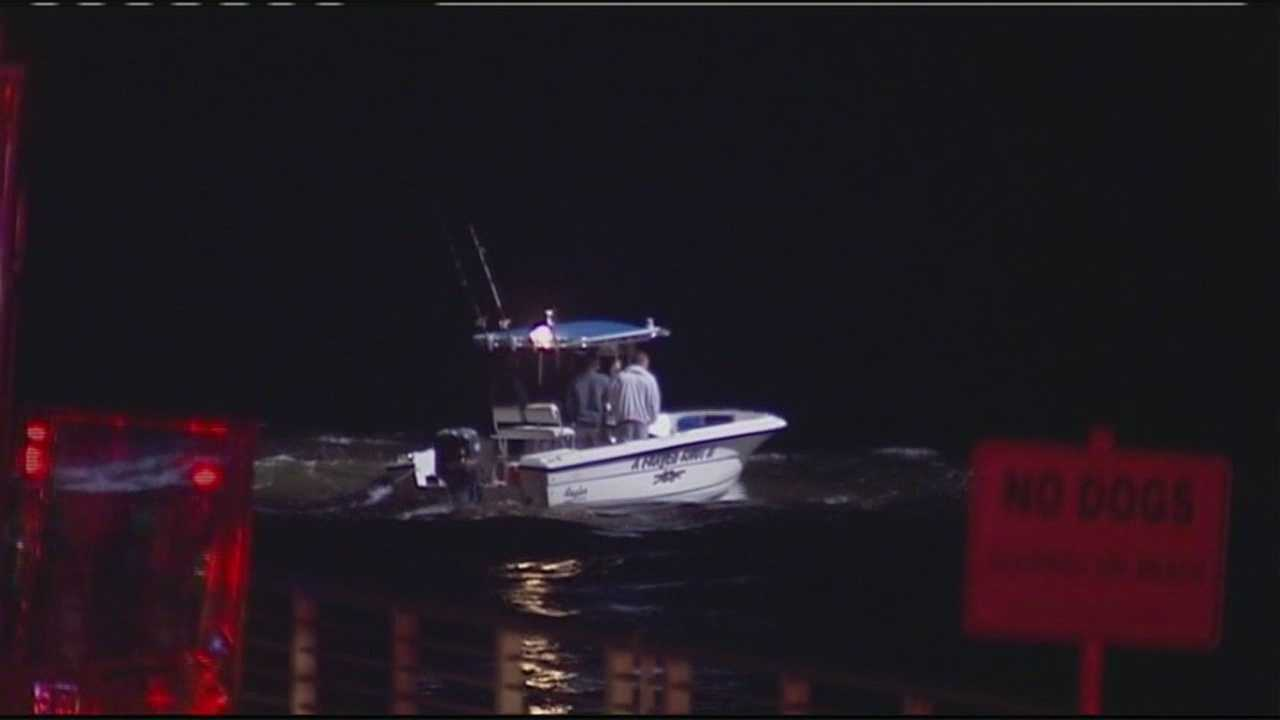 The search for a 15-year-old missing swimmer who disappeared in the Boynton Beach Inlet has been called off.