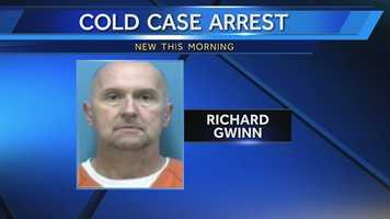 Rape suspect Richard Gwinn admitted to more than 40 crimes dating all the way back to 1988.