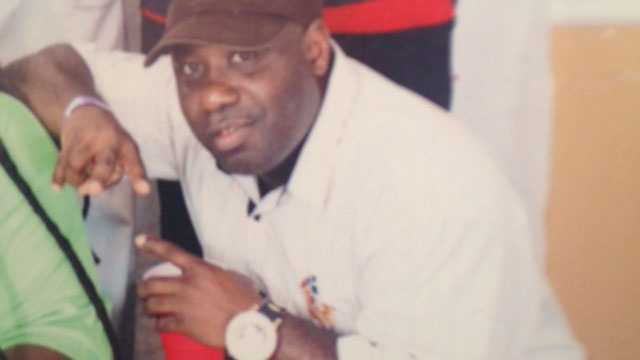 Ignatius Lott was shot to death at his home on 46th Street in West Palm Beach.