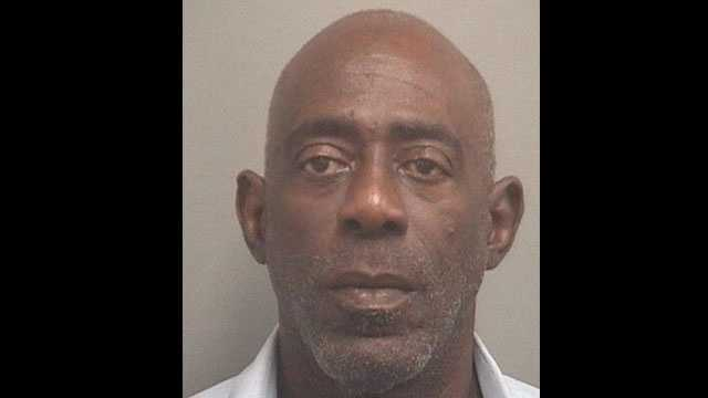 Clarence Terry is accused of giving drugs to a 16-year-old girl in exchange for sexual acts.