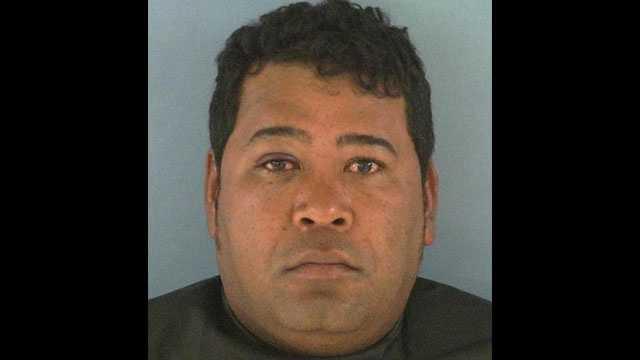 Abel Zeyala-Hernandez is accused of stabbing a man outside Mi Pueblo in Okeechobee.