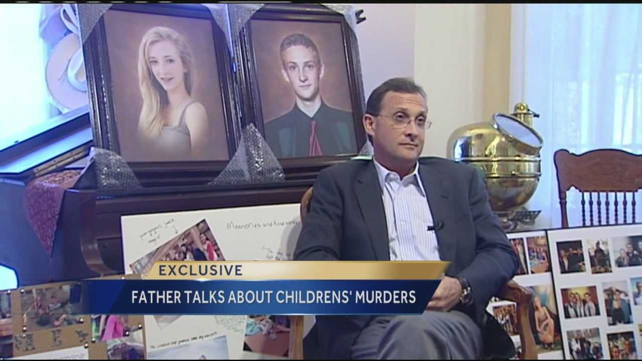 Richard Berman reflects on his childrens' deaths at the hands of their mother and how he is moving forward in an exclusive interview with WPBF 25 News' Terri Parker.