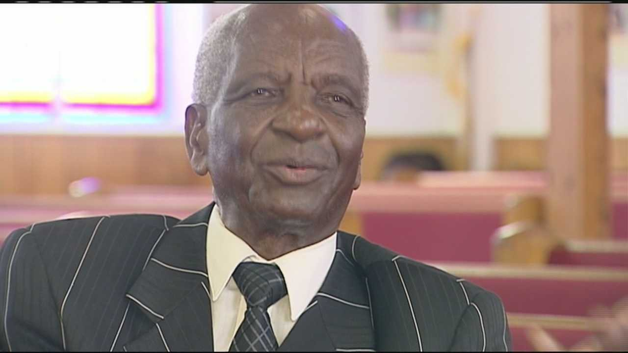 "After 52 years at Mount Olive Missionary Baptist Church, the Rev. A.C. Evans has retired, but he has no plans of slowing down. ""I'm fired up and I'm ready to go,"" he tells WPBF 25 News."