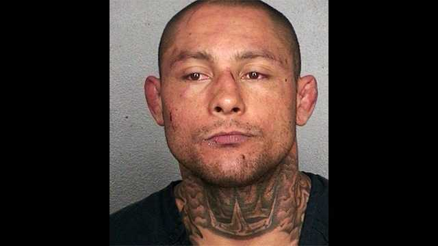 UFC fighter Thiago Silva was arrested following a standoff with a SWAT team in Broward County.