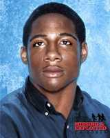 Bomani Henley, age now 23: Missing from Fort Lauderdale. Bomani's photo is shown age progressed to 23 years. He was last seen on June 9, 2007.