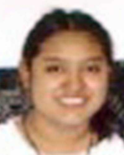 Brenda Ovalle, age now 27: Missing from Naples. Brenda was last seen on February 3, 2004. She may have traveled to Mexico.