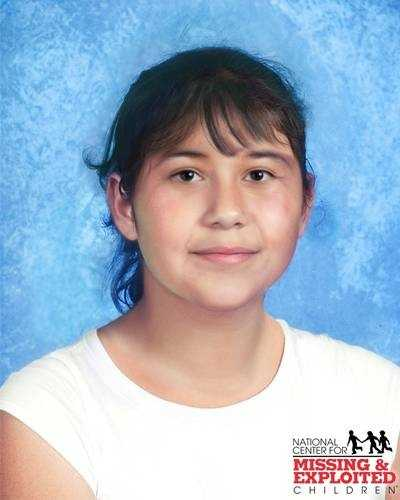 Jessica Vargas Beatriz, age now 11: Missing from Sanford. Jessica's photo is shown age-progressed to 11 years. She may be in the company of her mother, Leticia Beatriz Martinez. A felony warrant is on file for the companion. They may have traveled to New York City, New York. Jessica may appear in NCIC with the last name Vargas.
