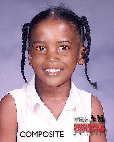 Ta'niyah Leonard, age now 12. Missing from Bartow. The photo is of Ta'niyah age-progressed to 4 years. She was last seen at home on October 19, 2002. She has pierced ears and light birthmark on her right leg. Her nickname is Ny Ny.