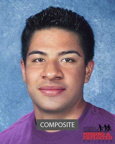 Tomas Martinez, age now 24: Missing from Sarasota. The picture is a composite image of what Tomas may look like at 23 years. He was last seen on April 14, 2007.