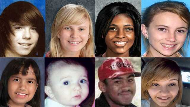 According to the National Center for Missing and Exploited Children, there are 150 children who have been missing more than six months in Florida.  Can you help find them?