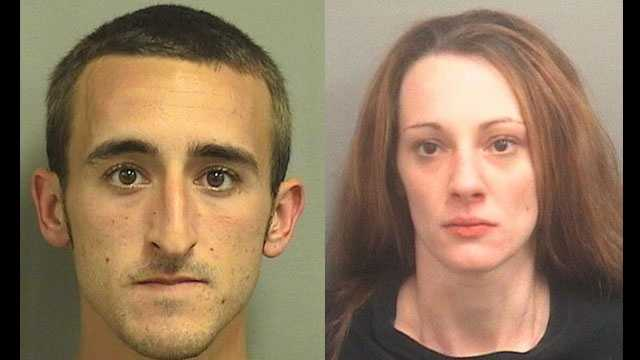 Robert Scott and Angela Noble face charges of child abuse and child neglect.