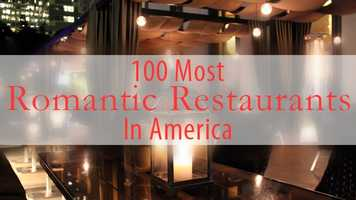 Just in time for Valentine's Day, OpenTable.com has released its annual list of the most romantic restaurants in America. Find out if any of them are near you.