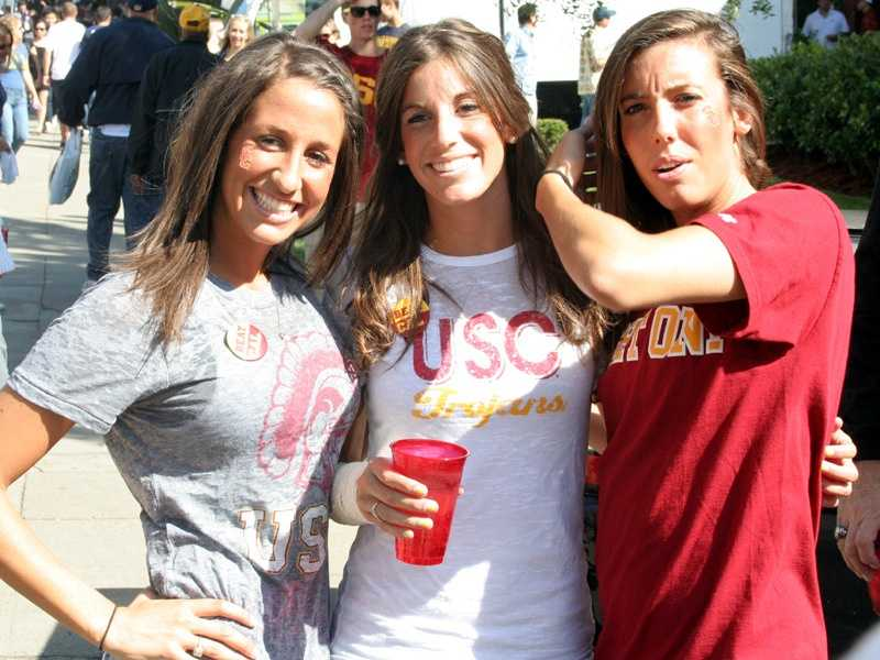 8) University of Southern California, Los Angeles