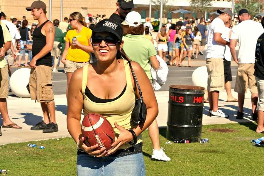1) University of Central Florida, Orlando