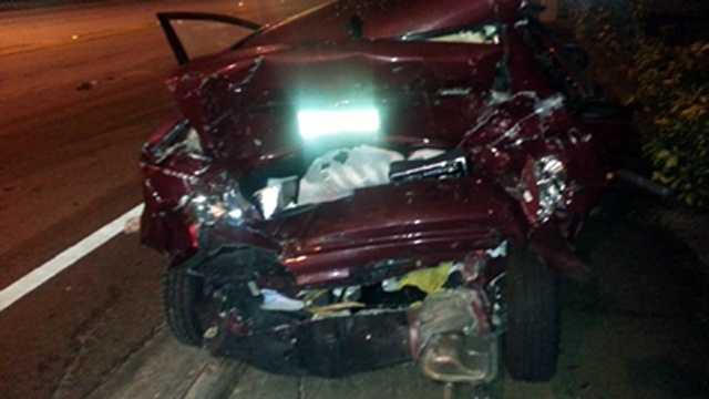 Fatal hit-and-run crash