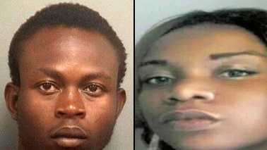 Youvens Madeus is accused of killing his pregnant girlfriend, Horacia Semius.