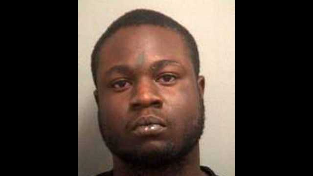 Frederick Clark faces several charges following his arrest Sunday night in Delray Beach.