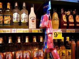 2. Alcohol